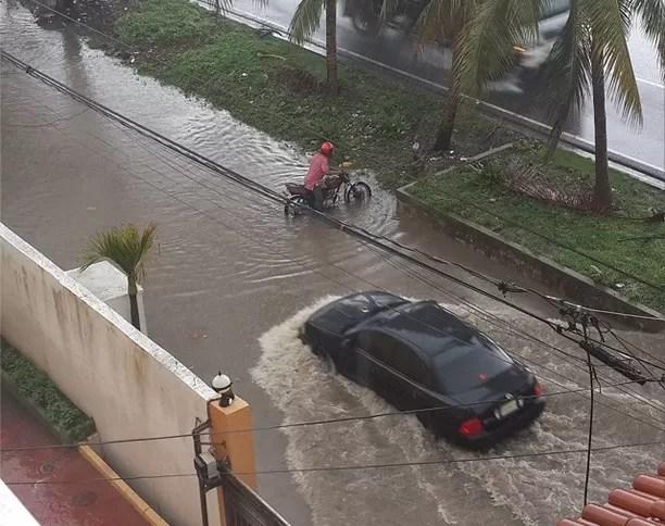 Remanentes de una onda tropical seguirán causando aguaceros