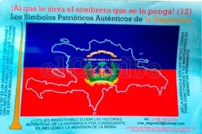 calcomania union isla haiti
