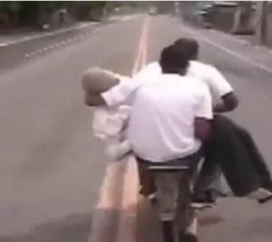 muerto en motor