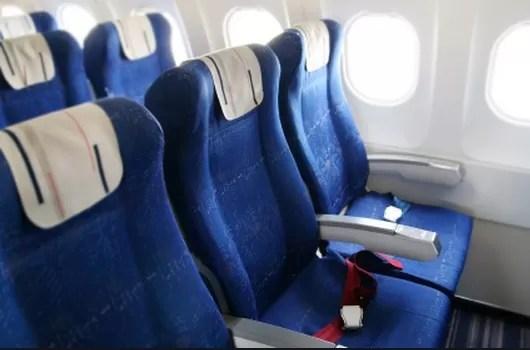 Asiento de avion