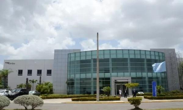 Edificio que aloja el Nap del Caribe