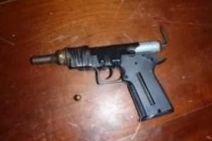 Chilena arma casera