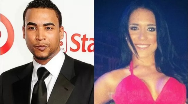 Don Omar y su ex novia Rebeca