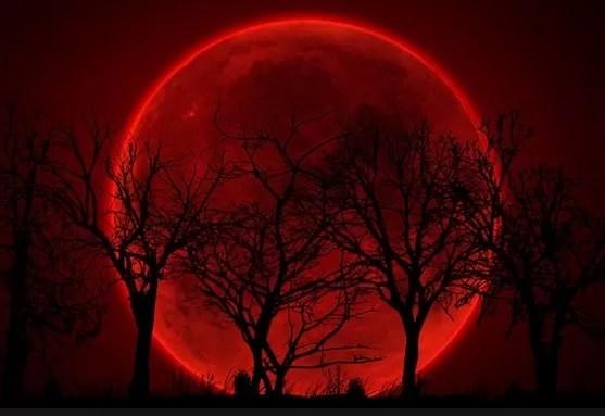 El 'fin de los tiempos' ocurrirá con la próxima 'luna de sangre', según profecía