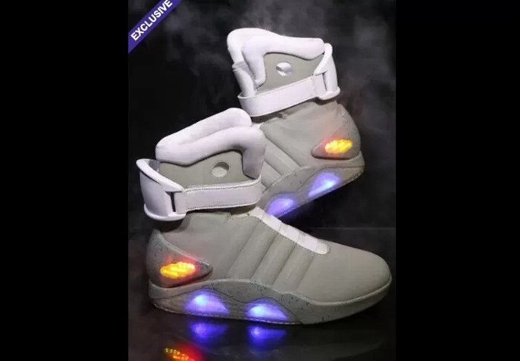 Marty McFly zapatillas