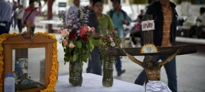 altar rezo muerte muertos