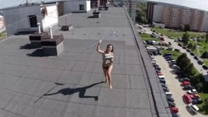 drone topless