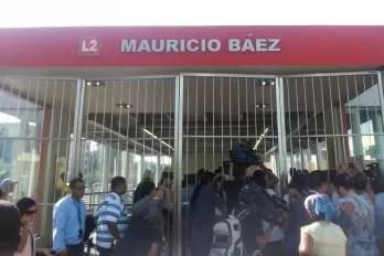 linea 2 mauricio baez metro santo domingo