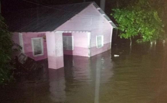 Luvias inundaciones