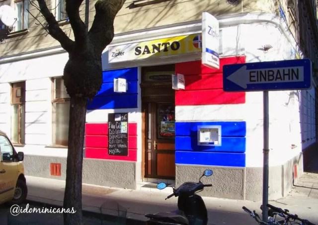Restaurant Santo en Viena
