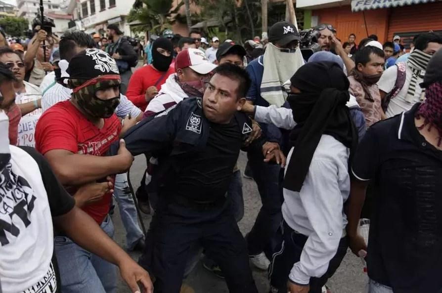 mexico violencia