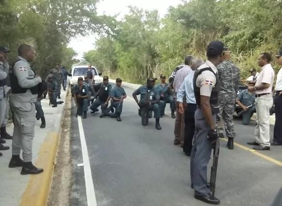 Policias Bayahibe