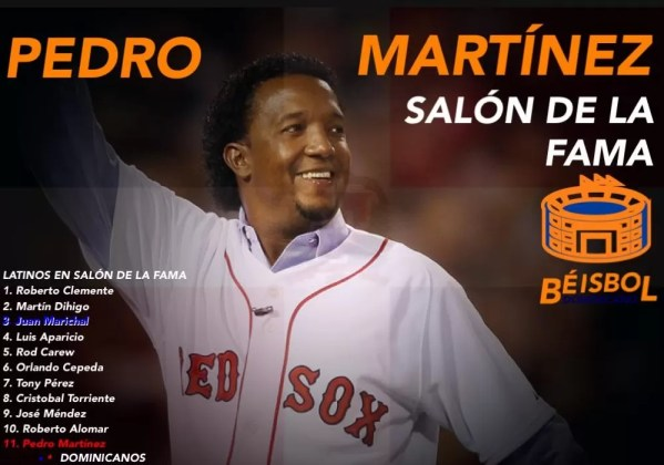 Pedro Martinez salon de la fama