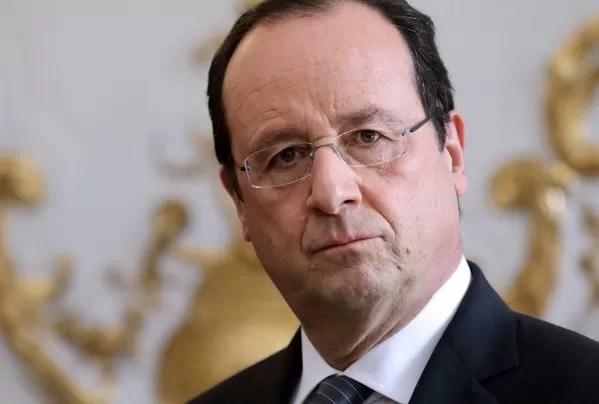 Hollande anuncia más ataques en Siria