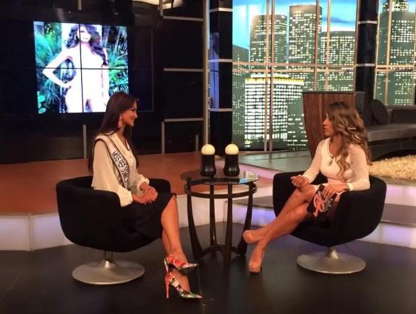 Kimberly Castillo entrevista