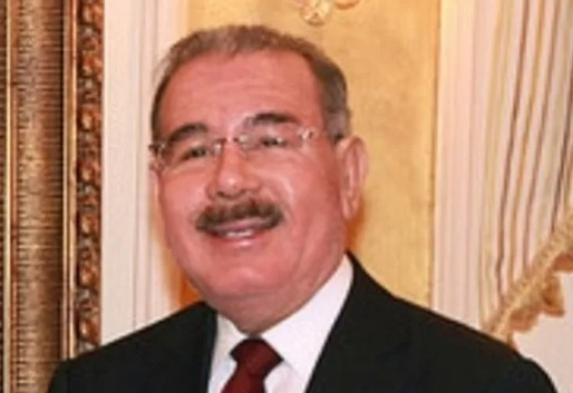 Danilo Medina dermatitis