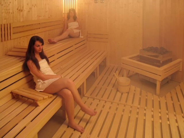 Sauna mujeres
