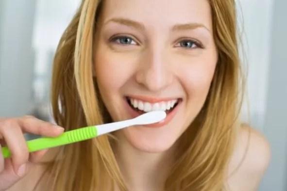 cepillarse cepillo dientes