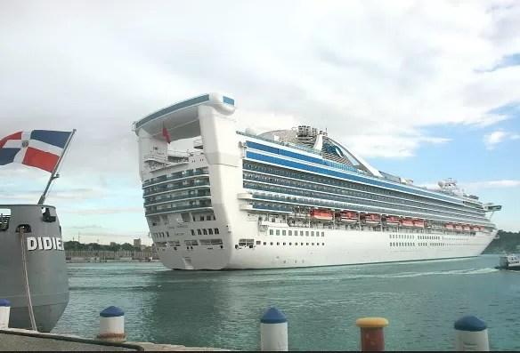El puerto de SansSoucí recibió 73,089 turistas el 2014
