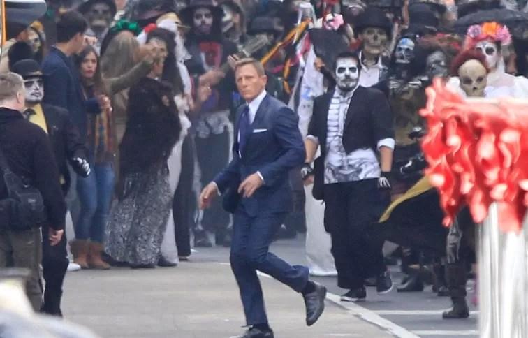 James Bond sigue en cabeza de la taquilla norteamericana