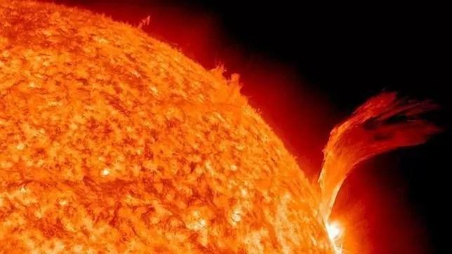 Científicos alemanes lanzan «un sol artificial» para generar energía
