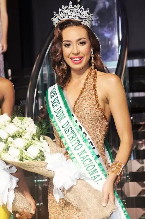 Miss RD Distrito Nacional