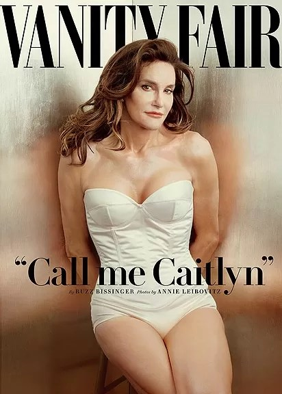 Bruce Jenner como mujer