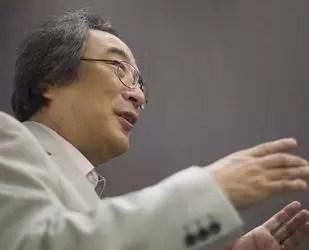Toru Iwatani es el creador de Pac-Man que este año conmemora su 35 aniversario. Foto: EFE