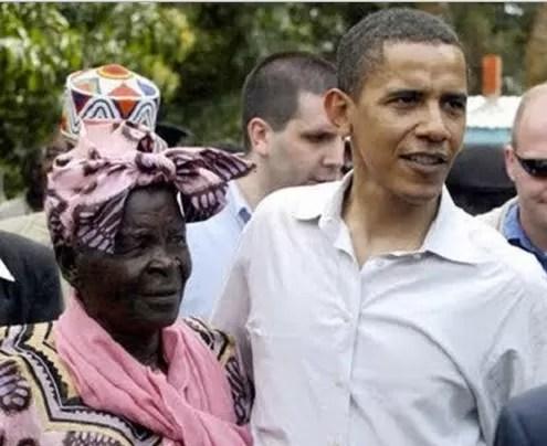 Abuela de Obama
