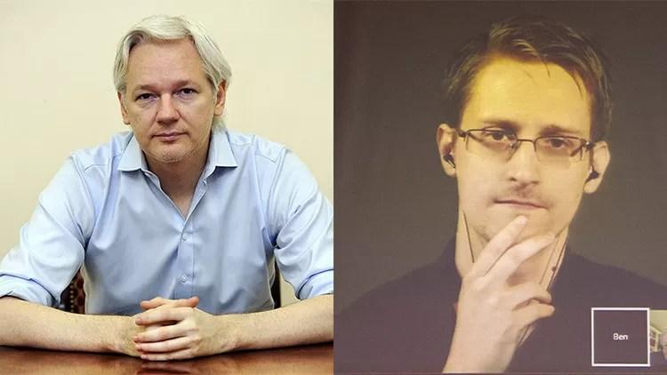 Assange explica por qué aconsejó a Snowden huir a Rusia en vez de a América Latina