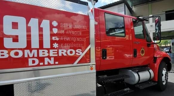911 bomberos