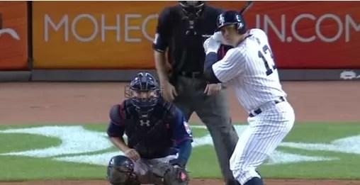 Los Yankees desperdician jonrón 686 de Alex Rodríguez y pierden ante Tampa