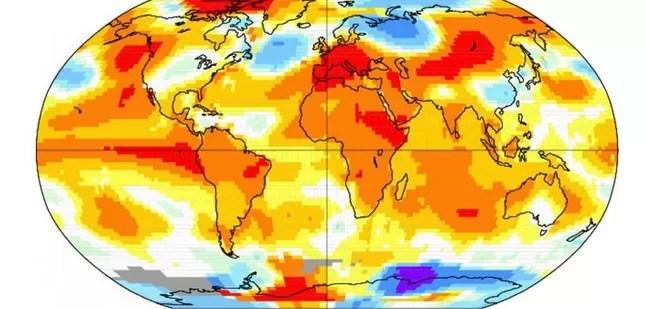 2015, el año más caluroso