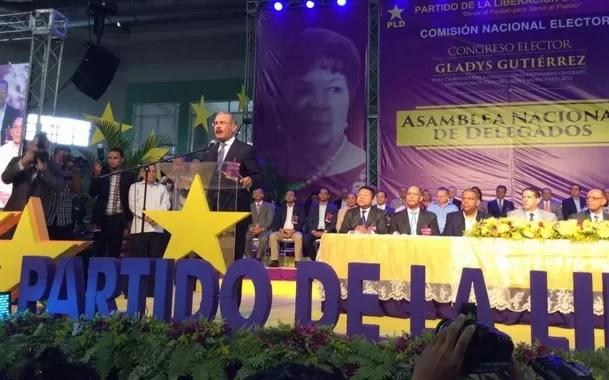 Danilo Medina Asamblea Nacional