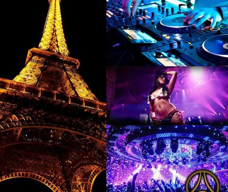 Un nuevo centro nocturno inspirado en la ciudad de París