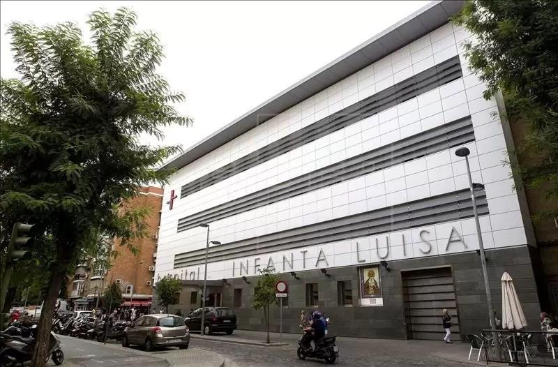 Hospital Infanta Luisa EFE