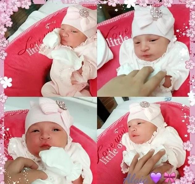 Nace la niña que el Pachá procreó con hermana de una de sus presentadoras