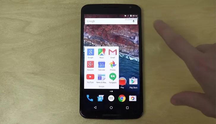 Google: Lanzará los nuevos celulares Nexus y el sistema operativo Android 6.0 Marshmallow