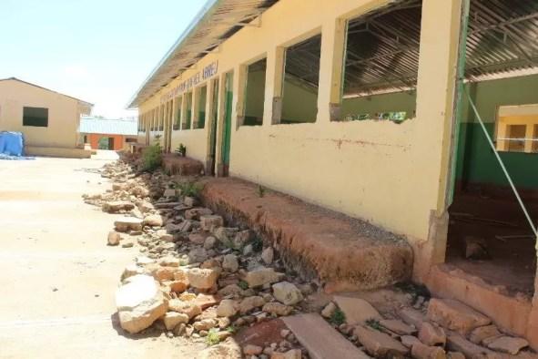 Escuela abandonada