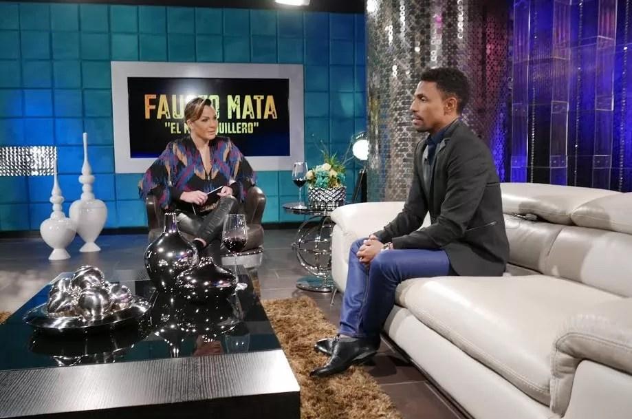 Fausto Mata tiene en planes ser director cinematográfico