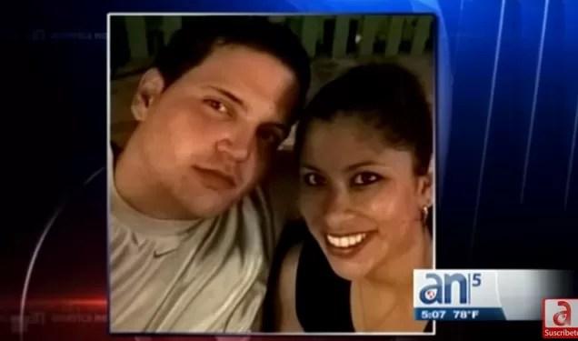 Asesinó y destripó a su novia en Florida