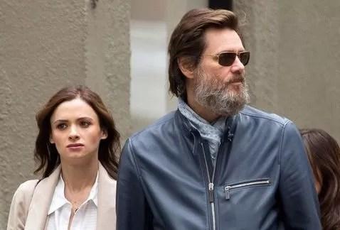Encuentran muerta a exnovia de Jim Carrey