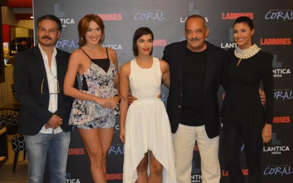Ladrones, nueva película de Alfonso Rodríguez tuvo un presupuesto de 3 millones de dólares