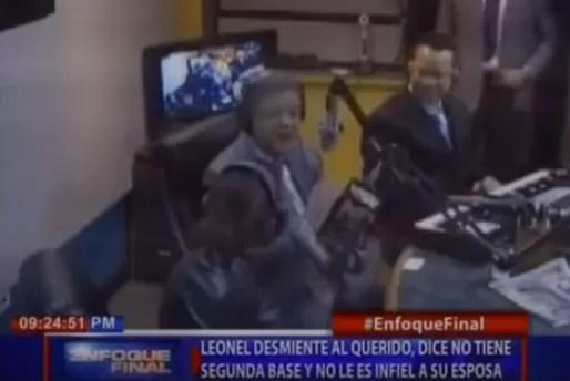 Leonel F