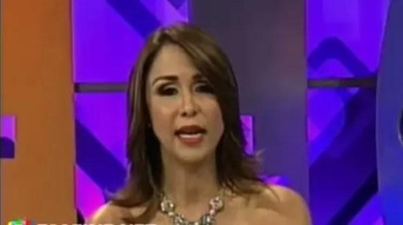 Mariasela Álvarez le manda fuego a Magali Febles