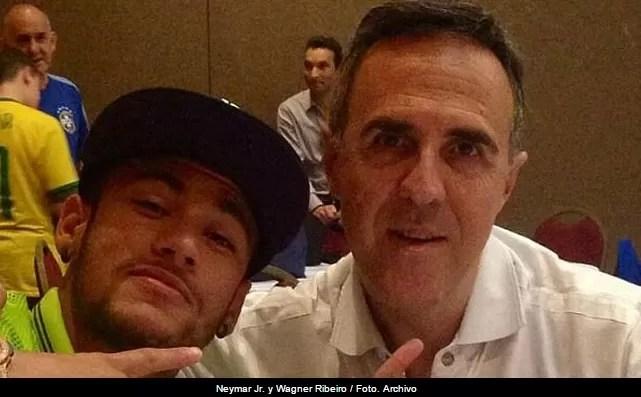 Agente de Neymar le aconseja terminar su carrera… ¡en el Real Madrid!