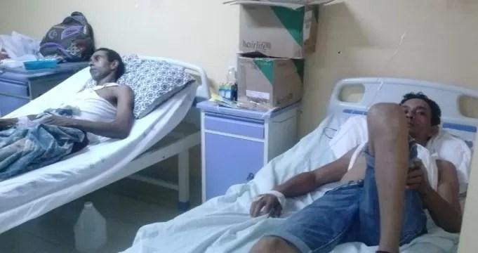Se complica salud de obreros intoxicados en túneles presa de Tavera