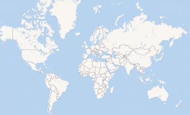 Wikimedia-maps