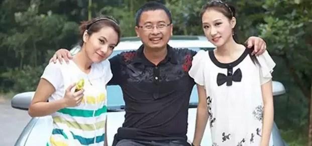 pareja chinos