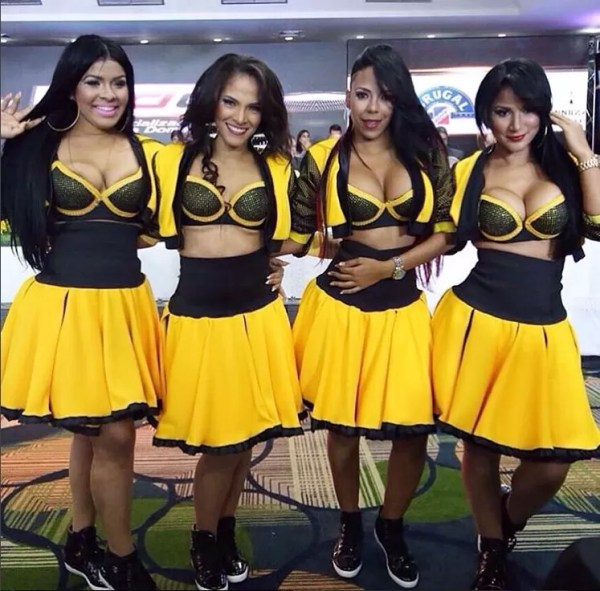 Bailarinas Aguilas